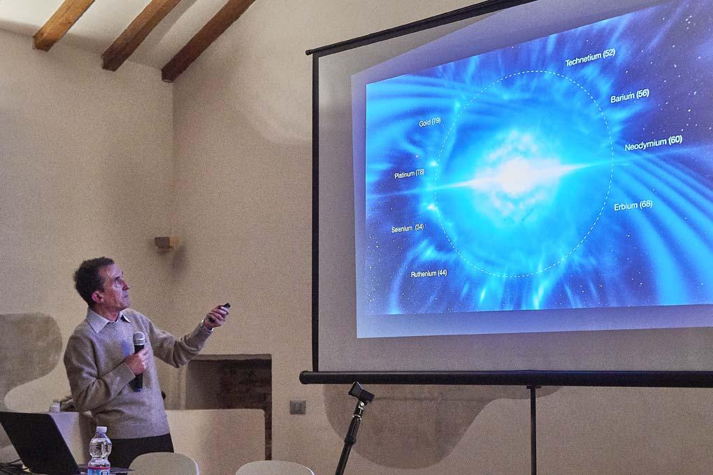 Onde gravitazionali Cesare Guaita Dalla Terra al Cielo AstroMirasole