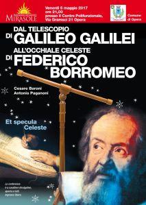 Galilei e Borromeo 05-2017