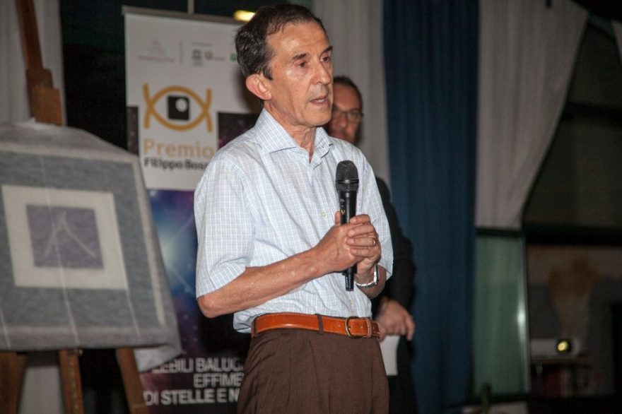 Conferenza Astronomia Milano Cesare Guaita Luna