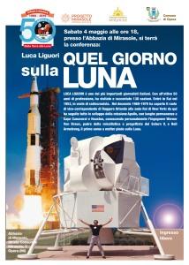 Conferenza astronomia milano Apollo 11 Luca Liguori