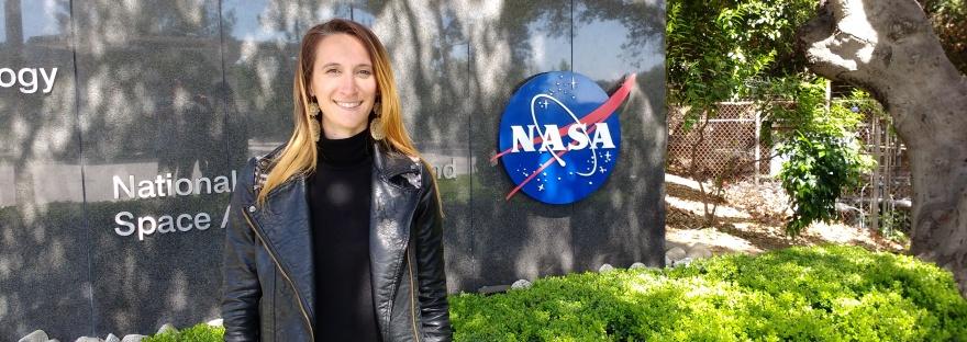 Conferenza astronomia Milano Mirasole Emma Gatti