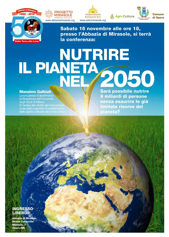 Conferenza astronomia scienza Milano Antropocene inquinamento
