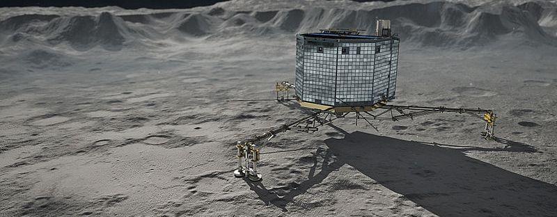 Conferenza astronomia Mirasole Rosetta